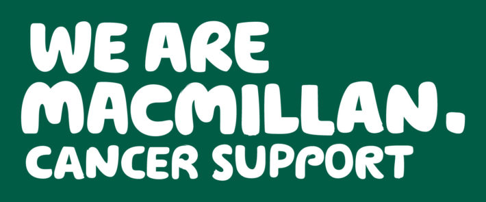 Macmillian Cancer Support logo