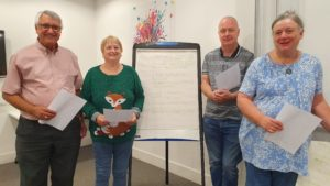Croydon Carers Choir wins songwriting grant to raise carer awareness