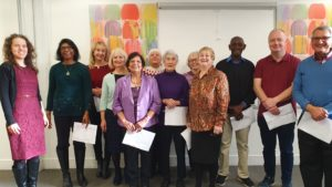 Croydon Carers Choir encourages us all to 'Keep Going' with inspirational carers' song